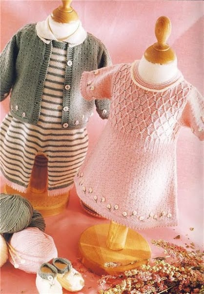 Bebek Jilesi Örgü Modelleri