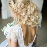 En Güzel Gelin Saçı Modelleri 10
