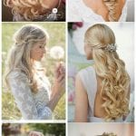 En Güzel Gelin Saçı Modelleri 11