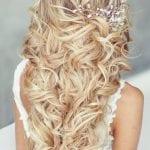 En Güzel Gelin Saçı Modelleri 15