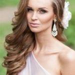 En Güzel Gelin Saçı Modelleri 19