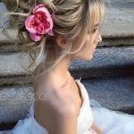 En Güzel Gelin Saçı Modelleri 21