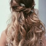 En Güzel Gelin Saçı Modelleri 28