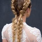 En Güzel Gelin Saçı Modelleri 35