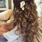 En Güzel Gelin Saçı Modelleri 61