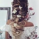 En Güzel Gelin Saçı Modelleri 7
