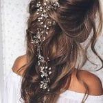 En Güzel Gelin Saçı Modelleri 90