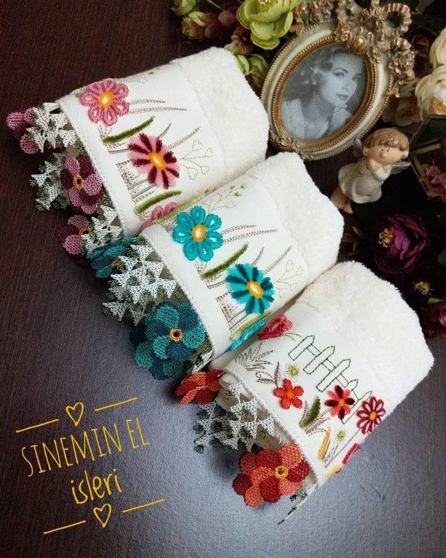 Havlu Kenarı Örnekleri 101