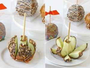 Karamelli Elma Şekeri Nasıl Yapılır? 3