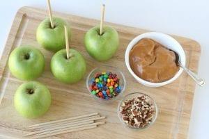 Karamelli Elma Şekeri Nasıl Yapılır? 4