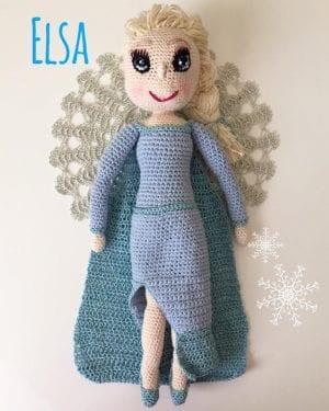 Karlar Ülkesi Elsa Oyuncak