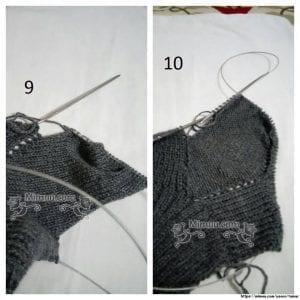 Kolay Çorap Yapılışı 6