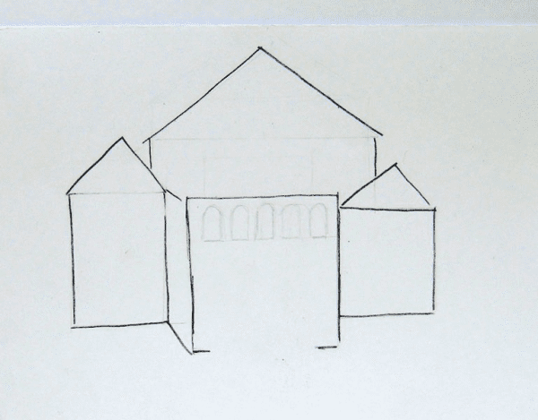 Kolay Okul çizimi Mimuucom