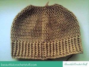 Örgüye Yeni Başlayanlar İçin Şapka Yapımı 9