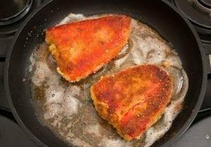 Peynirli Kırmızı Biber Tarifi 5