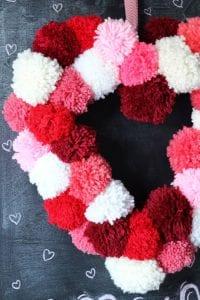 Sevgililer Günü İple Sarılmış Kalpler Yapımı 3