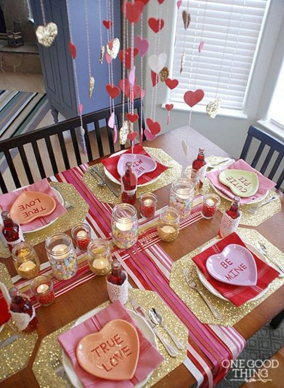 Sevgililer Gününe Özel 30 DIY Fikri 10