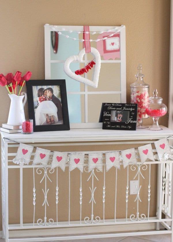 Diy Home Decor Ideas For Valentine