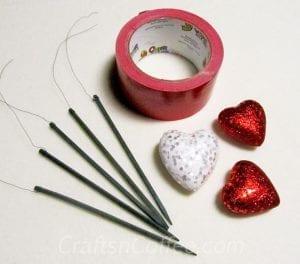 Sevgililer Gününe Özel Top Çiçek Yapımı 6