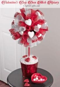 Sevgililer Gününe Özel Top Çiçek Yapımı 8