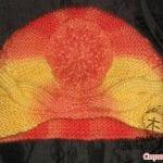 Şiş Örgü Bone Şapka Nasıl Yapılır? 12