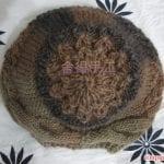 Şiş Örgü Bone Şapka Nasıl Yapılır? 1