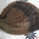 Şiş Örgü Bone Şapka Nasıl Yapılır? 22