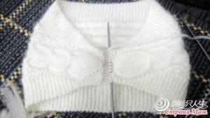 Şiş Örgü Bone Şapka Nasıl Yapılır? 34