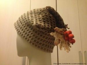 Transformatör Örgü Şapka Yapımı 1