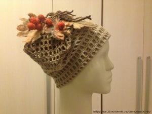 Transformatör Örgü Şapka Yapımı 2