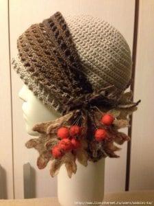 Transformatör Örgü Şapka Yapımı 4