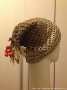 Transformatör Örgü Şapka Yapımı 5