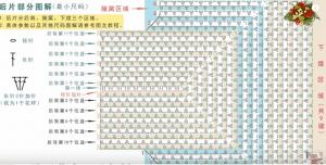 Videolu, Tığ İşi Renkli Hırka Nasıl Yapılır? 1