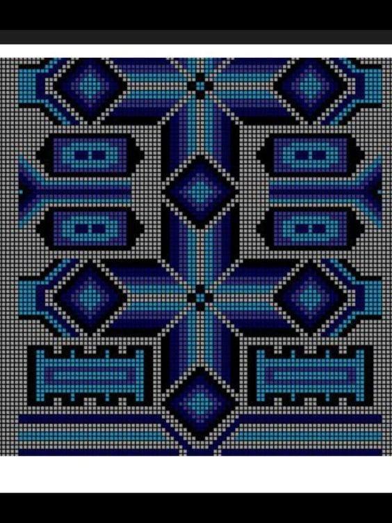 Wayuu Mochilla Bag Chart 10