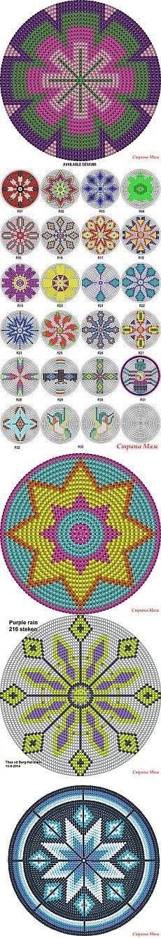 Wayuu Mochilla Bag Chart 13