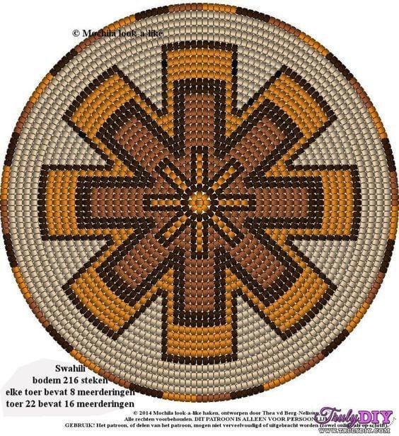 Wayuu Mochilla Bag Chart 17