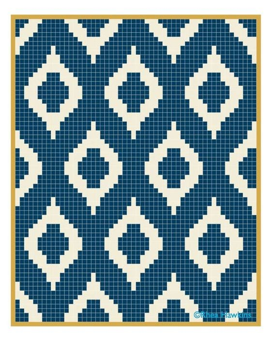 Wayuu Mochilla Bag Chart 18
