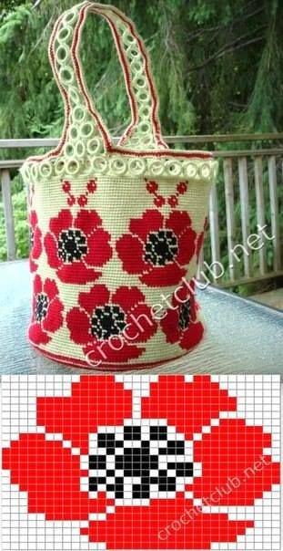 Wayuu Mochilla Bag Chart 20