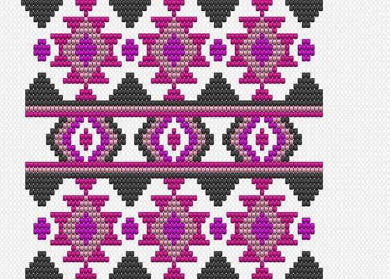 Wayuu Mochilla Bag Chart 26
