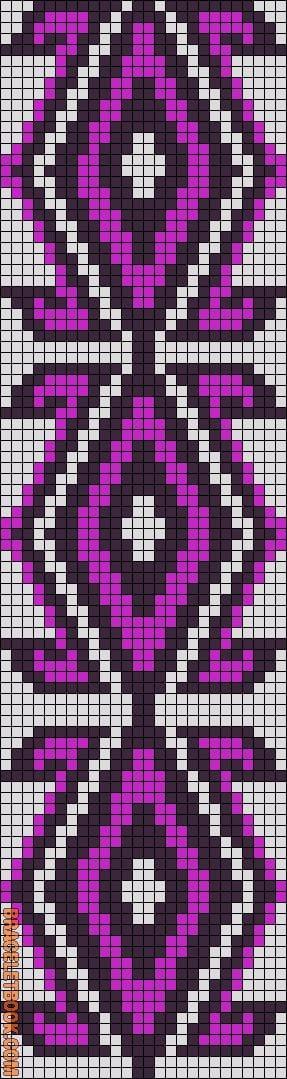 Wayuu Mochilla Bag Chart 28
