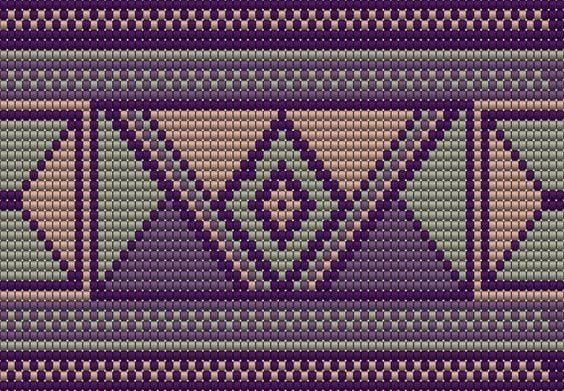 Wayuu Mochilla Bag Chart 41