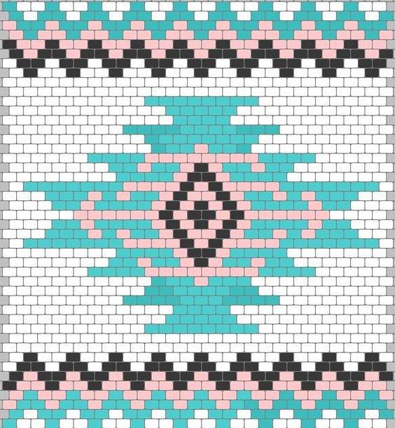 Wayuu Mochilla Bag Chart 43