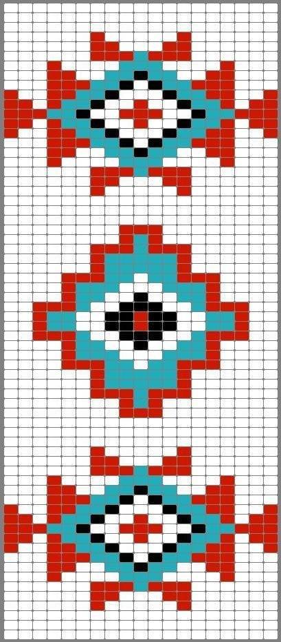 Wayuu Mochilla Bag Chart 48