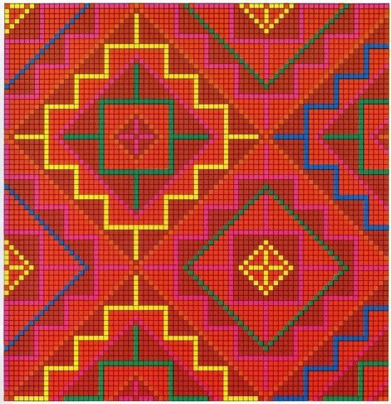 Wayuu Mochilla Bag Chart 4