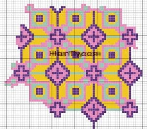 Wayuu Mochilla Bag Chart 49