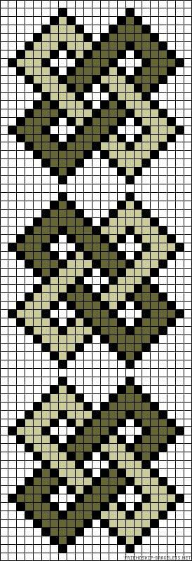 Wayuu Mochilla Bag Chart 51