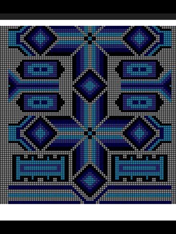 Wayuu Mochilla Bag Chart 55