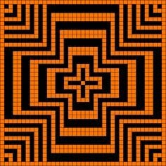 Wayuu Mochilla Bag Chart 58