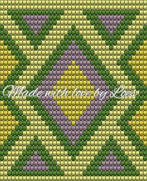 Wayuu Mochilla Bag Chart 59