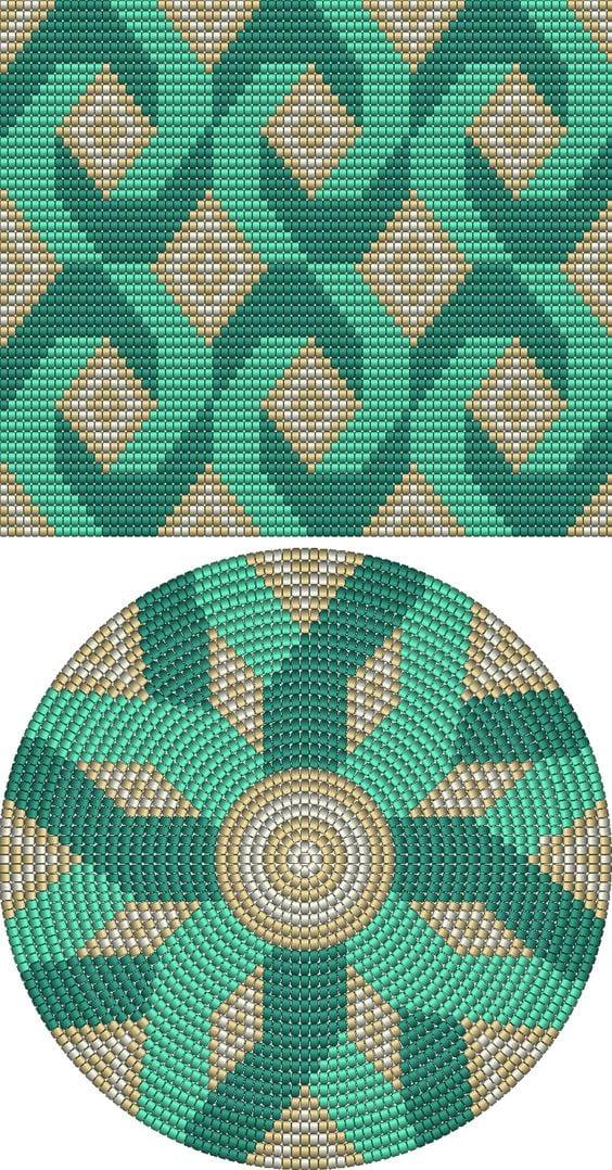 Wayuu Mochilla Bag Chart 67